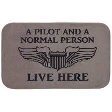 pilot paraphernalia is always a fun gift