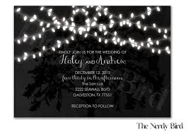 Wedding Invitations With Tree Designs Pin By The Nerdy Bird On Wedding Invitations Blank Wedding
