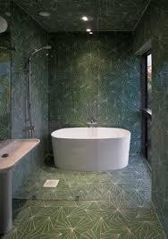 Patterned Floor Tiles Bathroom Bathroom Tile Idea Use The Same Tile On The Floors And The Walls