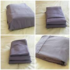 Store sets of sheets in corresponding pillowcases.