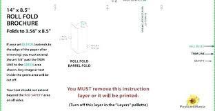 Quad Fold Brochure Template Word Quad Fold Brochure Template