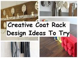 Creative Coat Rack 100 Creative Coat Rack Design Ideas To Try Matchness 72