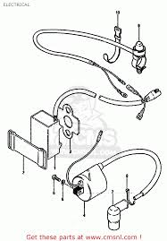 Honda sl100 wiring diagram as well electrical model k1 k2 k3 furthermore ignition wiring diagram 1981