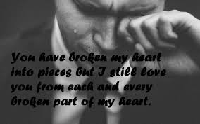 Break Up Quotes Gorgeous Sad Break Up Quotes That Make You Cry Samplemessages Blog