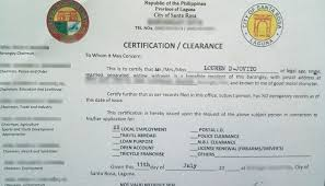 How To Get Barangay Clearance Requirements And Complete Procedure