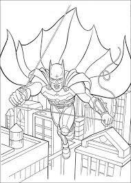Kleurplaten En Zo Kleurplaat Van Batman
