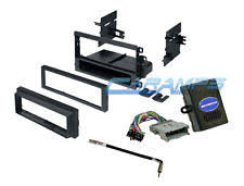 cavalier wiring harness car stereo radio dash installation bezel kit chime interface wiring harness fits cavalier