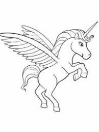 Afbeeldingsresultaat Voor Kleurplaat Eenhoorn Kinderen Unicorn