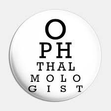Eye Test Chart Ophthalmologist