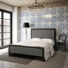 amisco bridge bed 12371 furniture bedroom urban. AMISCO - Corsica Bed (12401) Furniture Bedroom Industrial Collection Contemporary Amisco Bridge 12371 Urban D