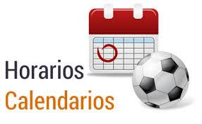 Resultado de imagen de calendario deportivo
