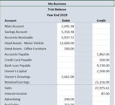 Sample Accounting Excel Spreadsheet Free Excel Bookkeeping Templates