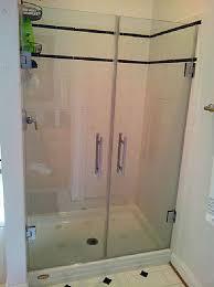 7 double door glass shower enclosures northern va