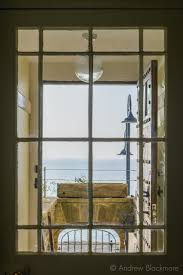 looking out door. Looking Out From The Front Door Of Sundial, Lyme Regis 13_03_16 O