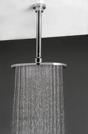 aquatica kudos ceiling or wall mounted rain head