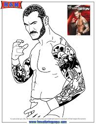 Small Picture Coloring Pages Wwe Printables Logo Divas Party Invitations Free