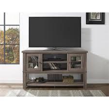 altra furniture everette sonoma oak entertainment center