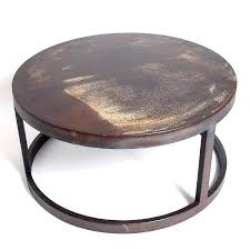 silver metal coffee table appealing round coffee table metal coffee table metal round coffee table home