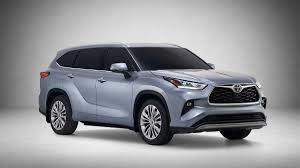 2019 Toyota Color Chart The 2020 Toyota Highlander Redesign Promises Big Changes And