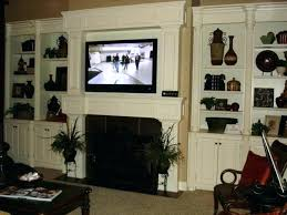 tv over fireplace pros and cons over fireplace pros and cons medium size of above gas