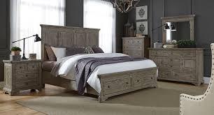 Liberty Furniture Bedroom Set Highlands Storage Bedroom Set Liberty Furniture Furniture Cart