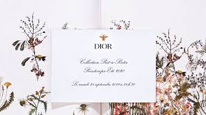 Front Row Design Livestream Front Row At Diors Spring Summer 2020 Show