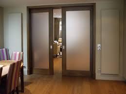 Modern Interior Sliding Doors Pocket Doors Are Sliding Doors That When Opened Slide On Tracks