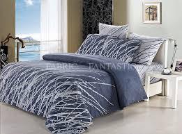 esha tree double queen king size bed duvet doona quilt cover set new