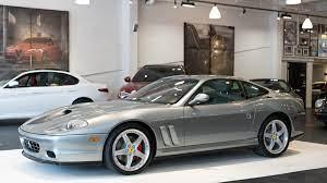 Used 2002 Ferrari 575m Maranello For Sale 104 900 Cars Dawydiak Stock 190421