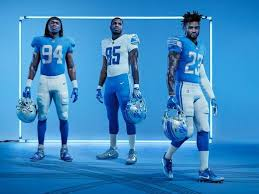 Lions Color Rush Rush Jersey Color