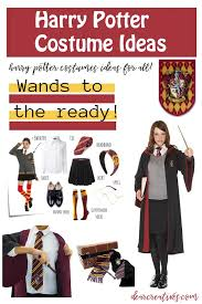 harry potter costumes harry potter costume ideas for women men girls and boys