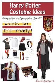 easy harry potter costume ideas