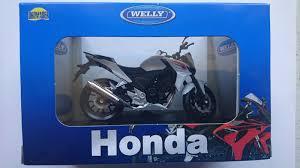 welly honda cb500f 1 18 die cast model new in box licensed 2010 Sonata Fuse Box at Cb500f Fuse Box Cover