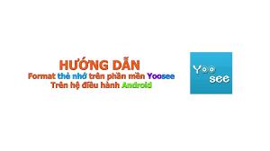 Hướng dẫn - Format thẻ nhớ trên phần mền Yoosee - YouTube
