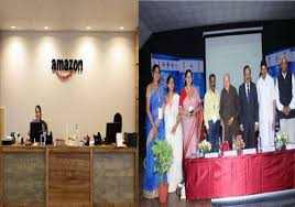 amazon office space. Amazon India Has Leased 450K Sq. Ft. Of Office Space In Chennai. Reportedly, Will Occupy The Two Phases. First Phase 200K