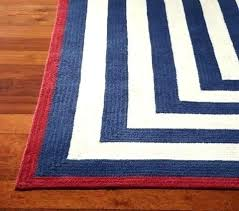 red white and blue braided rugs red white and blue rug red white and blue rugs