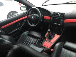 BMW 5 Series bmw 5 series red interior : BMW e39 interior. Facebook:BMW Lazarevac | BMW e39 | Pinterest ...