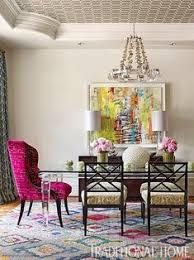 dining room harmonious living by tish mills interiors
