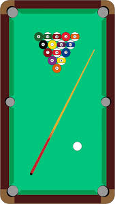 pool table clipart side view. Plain View Throughout Pool Table Clipart Side View