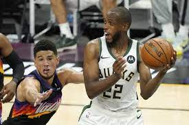 Suns beat Bucks for 2-0 lead in NBA Finals