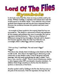 of the flies analysis essay lord of the flies critical essays major themes 2