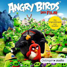 Angry Birds - Der Film, 1 Audio-CD Hörbuch günstig bestellen