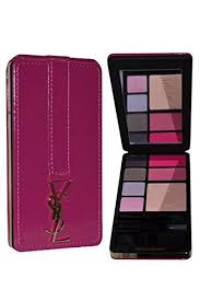 yves saint lau make up palette very collection