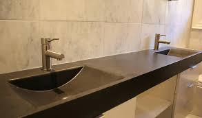 bathroom with sink by corian countertops home depot tops photo molded sinks for throughout