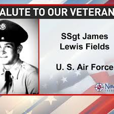 Salute to our veterans: Staff Sergeant James Lewis Fields | WPMI