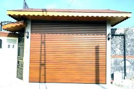 image of ideal roll up door rough opening