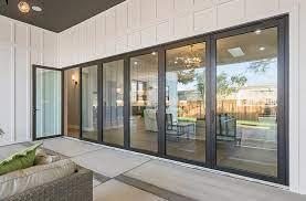folding patio doors panoramic doors