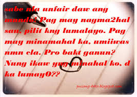Sad Quotes Life Love Tagalog Best Quotes For Your Life