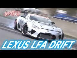Lexus Lfa Drift V Opt ?? Youtube