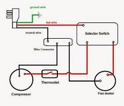 home air conditioning diagram. electrical wiring diagrams for air conditioning systems \u2013 part two with home ac compressor diagram